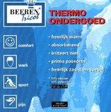Thermo Unisex colshirt met L.M. Zwart _