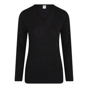 Thermo dames shirt met L.M. Zwart