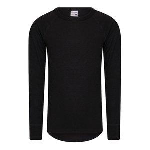Thermo kinder shirt met L.M. Zwart