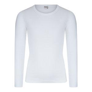 Jongens T-shirt met L.M. M3000 Wit